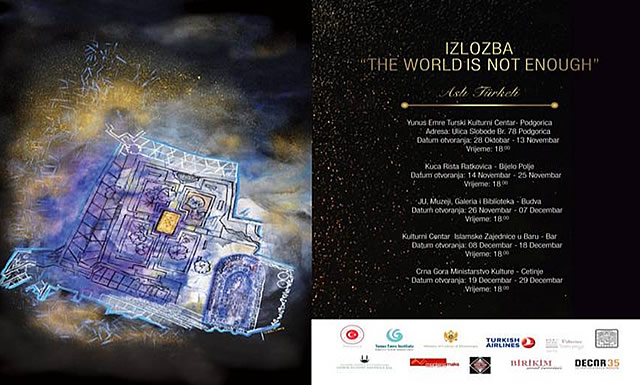 Izlozba The Worlds is not enough