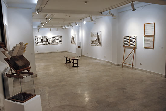 Exhibition view B