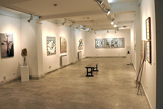 Exhibition view D