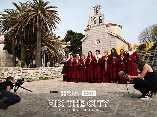 Mix the city - Harmonija 550 -1