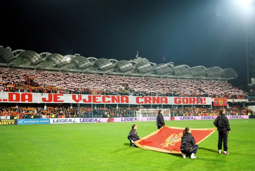 Okršaj Crne Gore sa engleskim fudbalerima i tabloidima ...